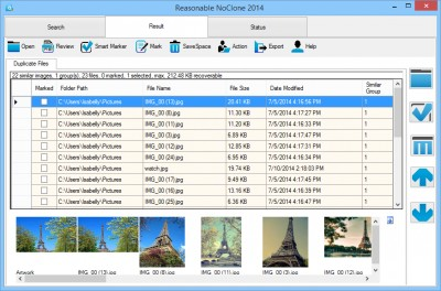 NoClone 2014 Desktop 6.1.43 screenshot