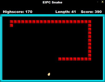 Nokia Snake 3.11 screenshot