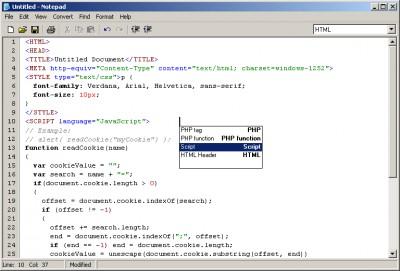 Notepad Pro 2.92.9 screenshot