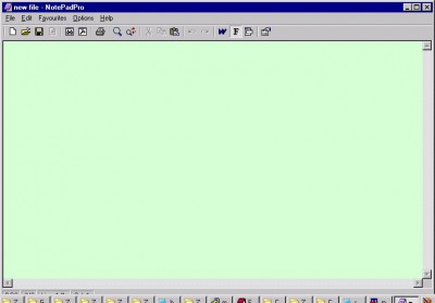 Notepad.Pro 1.0 screenshot