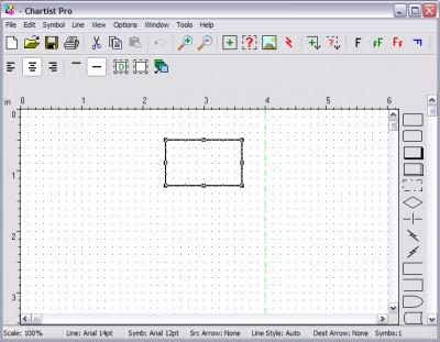 Novagraph Chartist Flowchart 5.2 screenshot
