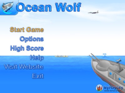 Ocean Wolf 3.2 screenshot