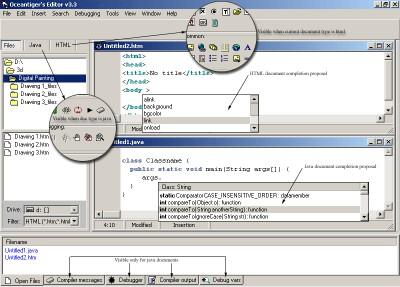 Oceantiger's Editor 3.6 screenshot