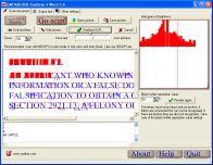 OCR-TextScan 2 Word 1.0 screenshot