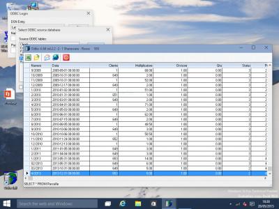 Odbc 4 All 2.3 screenshot