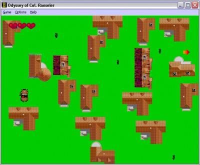 Odyssey of Col. Ranseier 3.01 screenshot