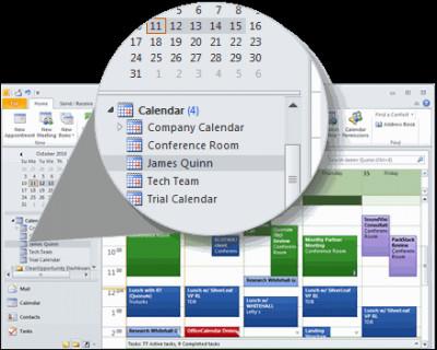 OfficeCalendar for Microsoft Outlook 11.5.0.0 screenshot