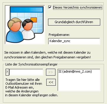 OLCalendarSync 1.31 screenshot