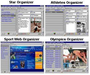 Olympic Organizer Deluxe 3.0 screenshot