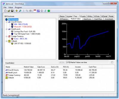 OmniValue 4.0 screenshot