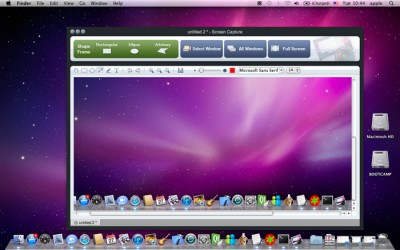 Ondesoft Screen Capture for Mac 1.16.4 screenshot