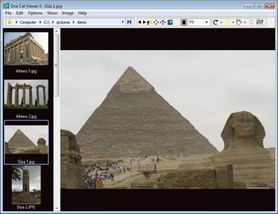 One Cat Viewer Free 5.0 screenshot