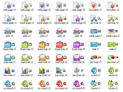 Online Icon Set 2013.2 screenshot