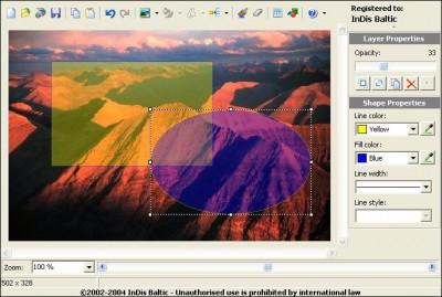 Online Image Editor 3.0 screenshot