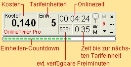 OnlineTimer Pro 13.00 screenshot