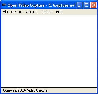 Open Video Capture 1.0.3.1 screenshot