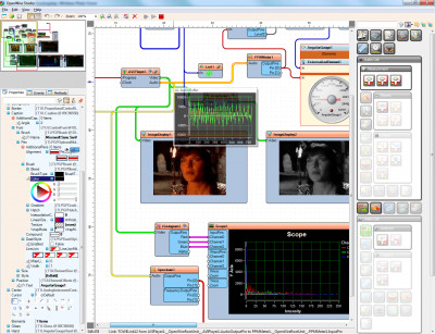 OpenWire Studio 8.0 screenshot
