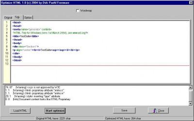 Optimize GUITIDY 1.02 screenshot
