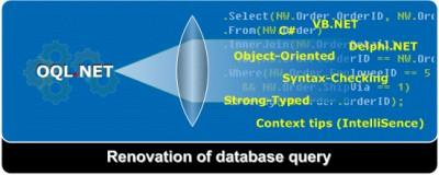 OQL.NET Object Query Language 2.0.0.1087 screenshot