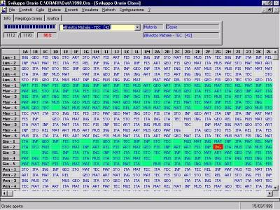 Orari 5.0.24 screenshot