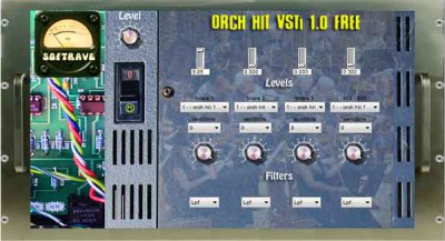 Orch Hit VSTi 1.0 screenshot