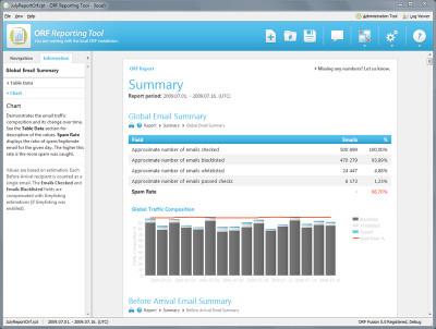 ORF Fusion 5.5.1 screenshot