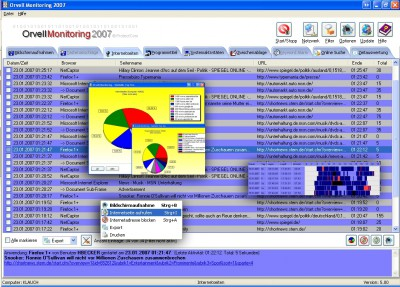 Orvell Monitoring 2007 screenshot