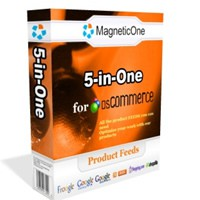 osCommerce 5-in-One Product Feeds 12.7.6 screenshot