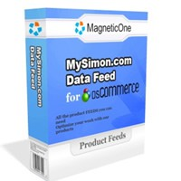 osCommerce MySimon.com Data Feed 7.6.7 screenshot