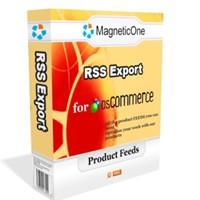 osCommerce RSS Export 13.1.8 screenshot