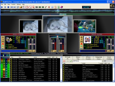 OtsAV DJ 1.85.076 screenshot