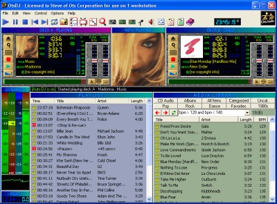 OtsDJ 1.15.004 screenshot