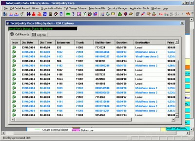 Pabx Billing System and Hotel Management 4.3 Rel 6 screenshot