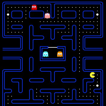 Pac-man 1.0 screenshot