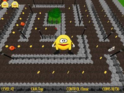 Pacco Quest 3D 1.9 screenshot