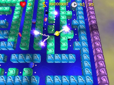 PacShooter 3D - Pacman Download 1.4 screenshot