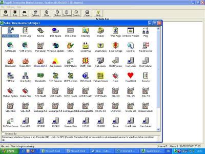 PageR Enterprise Network Monitoring 5.3.6 screenshot