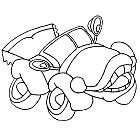 Paint online car E 08 screenshot