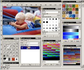 PaintStar 2.70 screenshot