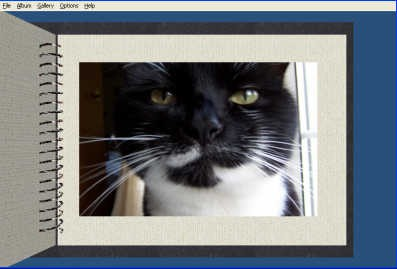 PajerPhoto Album 3D 1.0 screenshot