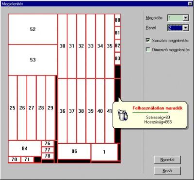 PaneCutter hu 1.2 screenshot