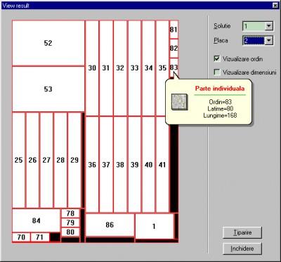 PaneCutter rom 1.3 screenshot