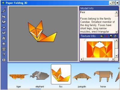 Paper Folding 3D 1.20 screenshot