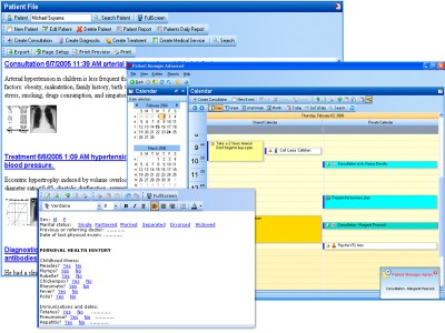 Patient Manager Advanced 3.0 screenshot
