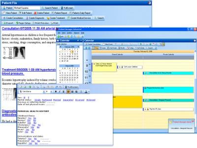 Patient Manager Express 3.0 screenshot