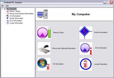 PC Information Viewer 2.0.2.0 screenshot