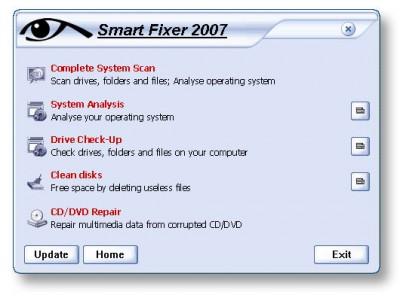 PC SMART FIXER 2014.4194 screenshot