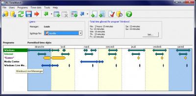 PC TimeWatch 1.12.0.0 screenshot