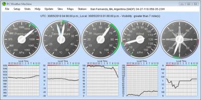 PC Weather Machine 2.0.0.8 screenshot