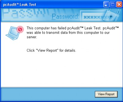 pcAudit 6.3 screenshot
